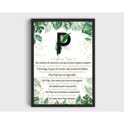Affiche Papi A5